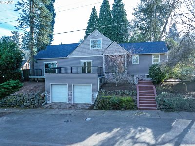 Lake Oswego OR Single Family Home For Sale: $629,900