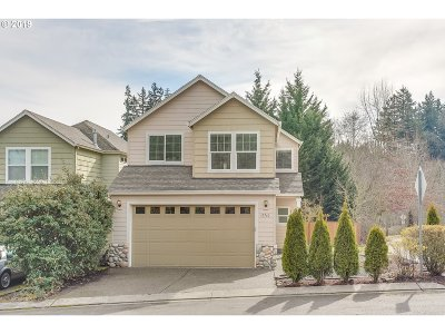 Tigard Single Family Home For Sale: 12760 SW Cafield Ct