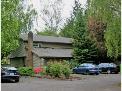 Beaverton Multi Family Home For Sale: 5549 SW Lombard Ave