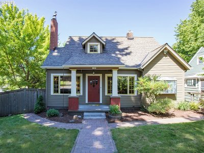 Single Family Home For Sale: 8727 SW 19th Ave