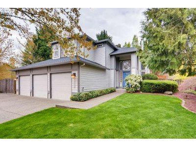 Single Family Home For Sale: 15442 NW Trakehner Way
