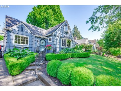 Single Family Home For Sale: 7504 SE 28th Ave