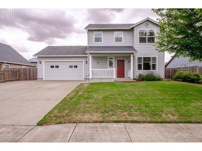 Junction City, Harrisburg Single Family Home For Sale: 856 N 7th St