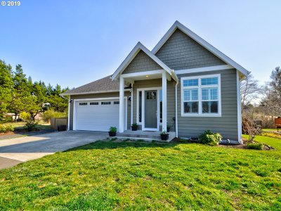Gearhart OR Single Family Home For Sale: $445,000