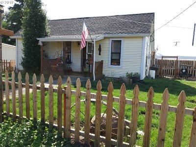 Wilsonville, Canby, Aurora Single Family Home For Sale: 111 N Oak St