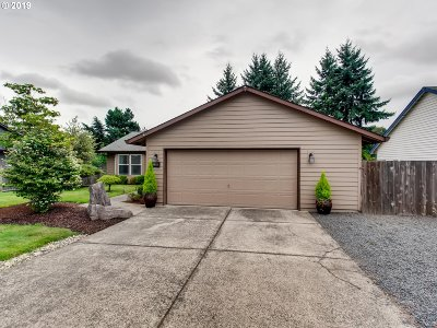 Tualatin Single Family Home For Sale: 22360 SW Mandan Dr