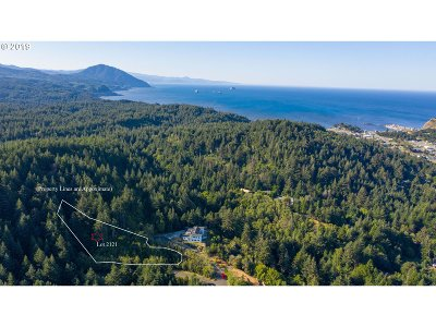 Port Orford Residential Lots & Land For Sale: Lot 9 Dee Ter