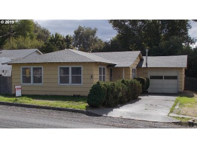 Umatilla County Single Family Home For Sale: 3124 SW Hailey Ave