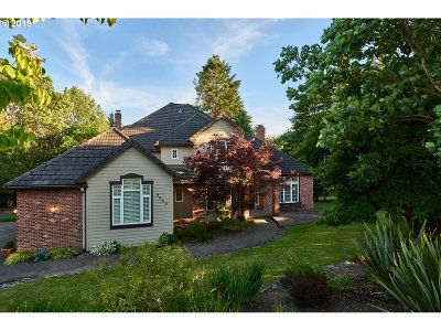 Newberg Single Family Home For Sale: 9500 NE Meadow Loop