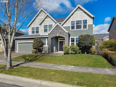 Newberg Single Family Home For Sale: 3701 Grand Oak Dr