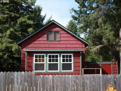 Gearhart Single Family Home For Sale: 628 7th St
