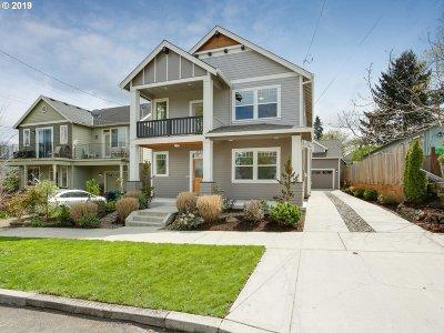 Multi Family Home For Sale: 2026 SE Tenino St