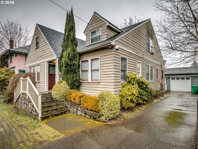 Clackamas County, Multnomah County, Washington County Multi Family Home For Sale: 2229 NE Weidler St