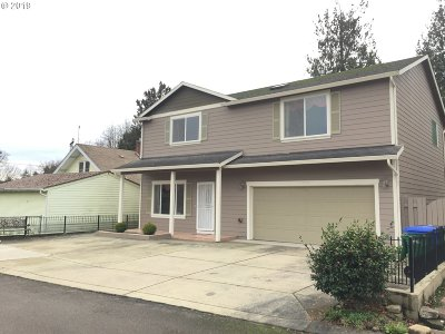 Multnomah County Single Family Home For Sale: 11452 SE Raymond Ct