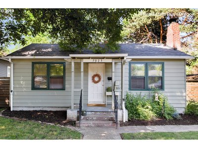 Single Family Home For Sale: 7023 N Bank St
