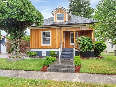 Hillsboro Single Family Home For Sale: 443 SW Bailey Ave