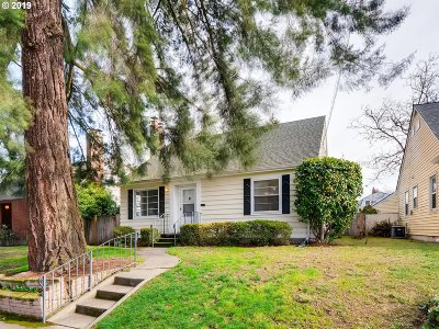 Portland Single Family Home For Sale: 6914 N Portsmouth Ave