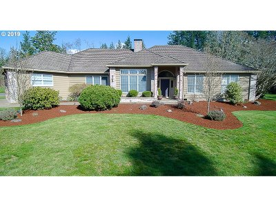 Beaverton Single Family Home For Sale: 9150 SW Whispering Fir Dr