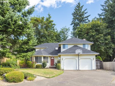 Tigard Single Family Home For Sale: 14825 SW Rosario Ln