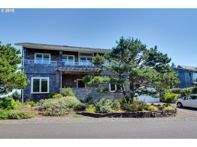 Gearhart OR Single Family Home For Sale: $649,000
