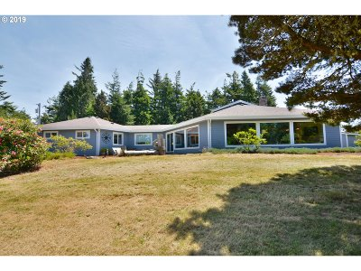Single Family Home For Sale: 62743 Crown Point Rd