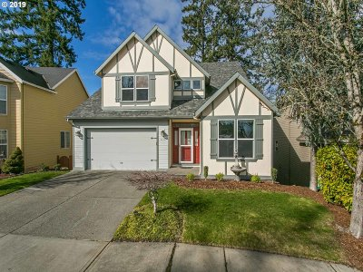 Beaverton Single Family Home For Sale: 7741 SW Laird Pl