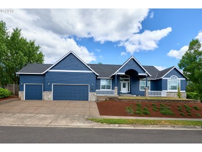 Newberg Single Family Home For Sale: 3100 Juniper Dr