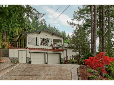 Single Family Home For Sale: 4820 SW 18th Pl