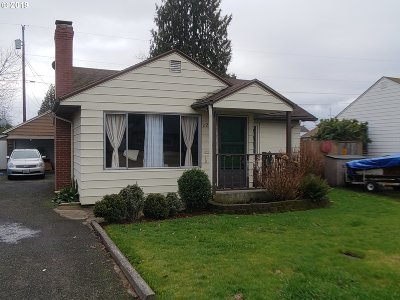 Vancouver Single Family Home For Sale: 2205 W 28th St