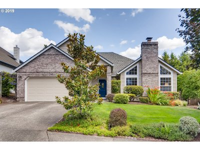 Portland Single Family Home For Sale: 4276 NW 150th Pl