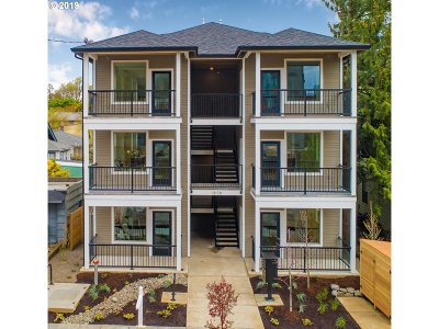 Portland Condo/Townhouse For Sale: 1616 NE 45th Ave