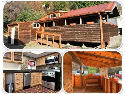 Brookings Single Family Home Bumpable Buyer: 16011 Lower Harbor Rd #98