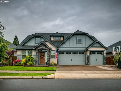 Wilsonville, Canby, Aurora Single Family Home For Sale: 1375 S Larch St