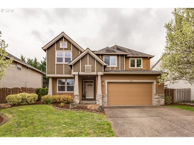 Wilsonville, Canby, Aurora Single Family Home For Sale: 1265 SE 16th Ave