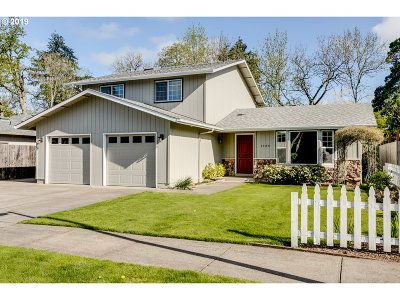 Eugene Single Family Home For Sale: 1123 Lorella Ave