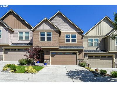 Clark County Single Family Home For Sale: 4321 SE 177th Ln