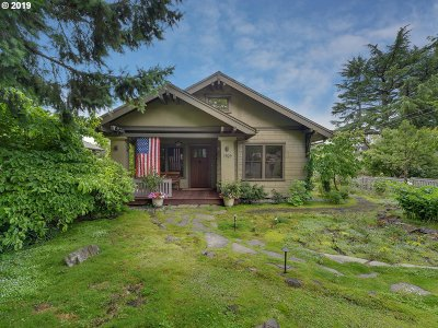 West Linn Single Family Home For Sale: 1709 5th Ave