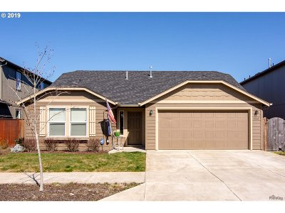 Eugene Single Family Home For Sale: 1861 Adelman Loop