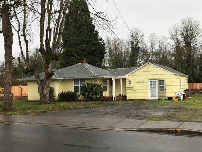 Eugene Single Family Home For Sale: 2872 Bailey Ln