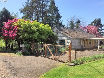 Nehalem Single Family Home For Sale: 17330 Camp 4 Rd