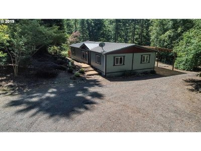 Cowlitz County Single Family Home For Sale: 143 Elk Ln