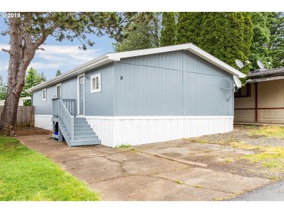 Oregon City Single Family Home For Sale: 23421 S Highway 213 #8