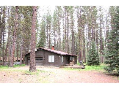 Baker County Single Family Home For Sale: 38513 Elkhorn Est Rd