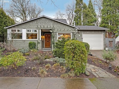 Portland Single Family Home For Sale: 2011 N Skidmore Ct