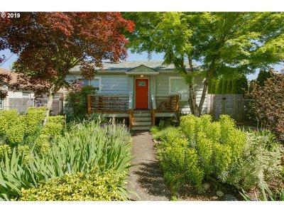 Multi Family Home For Sale: 6935 SE Gladstone St