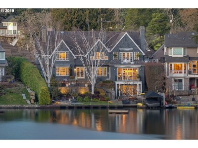 Lake Oswego Single Family Home For Sale: 920 Westpoint Rd