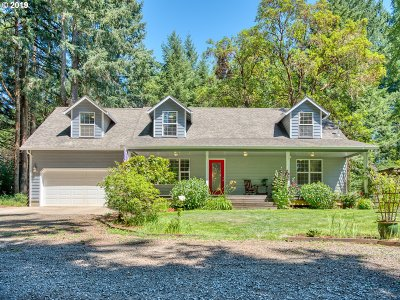 Elmira, Veneta Single Family Home For Sale: 88735 Knight Rd