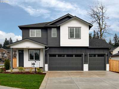 Sandy Single Family Home For Sale: 15260 Salmonberry Ave #Lot1