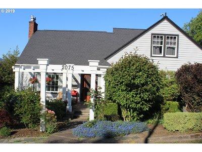 Eugene Single Family Home For Sale: 2075 McMillan St