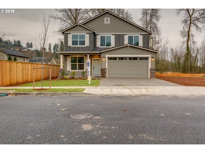Camas Single Family Home For Sale: 3307 NE Kingbird St #LOT52